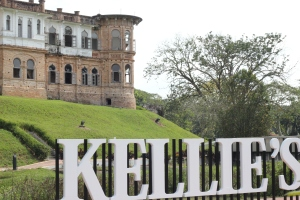 Kellie's Castle. A scottish plantation owners unfinished dream