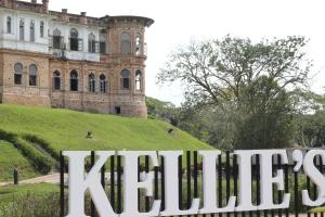 Kellie's Castle. A scottish plantation owners unfinished dream