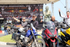 Songkhla Bike Week friends