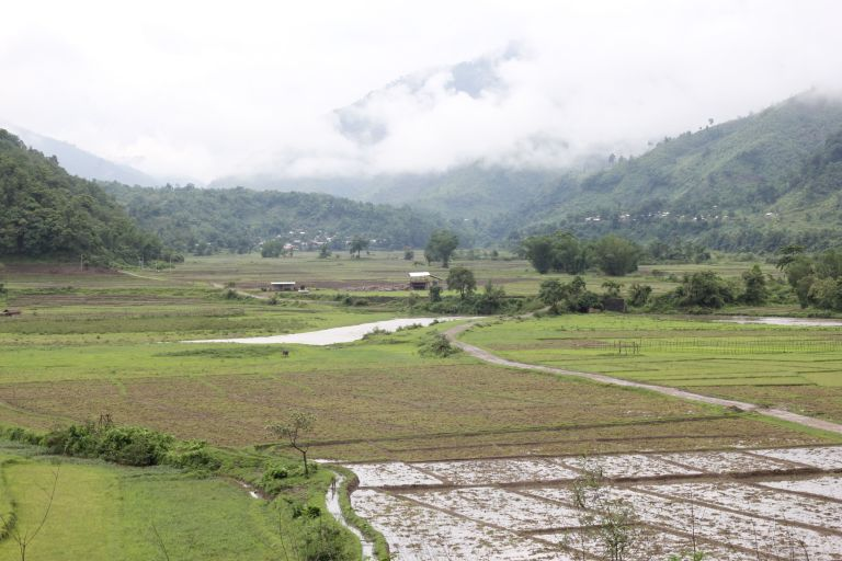 Back in the lowlands of Manipur