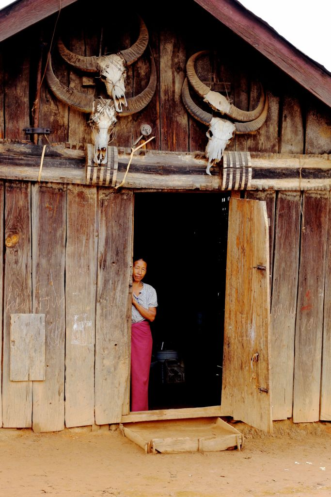 The highest village in Nagaland