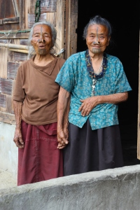 Neighbours in Ziro Valley