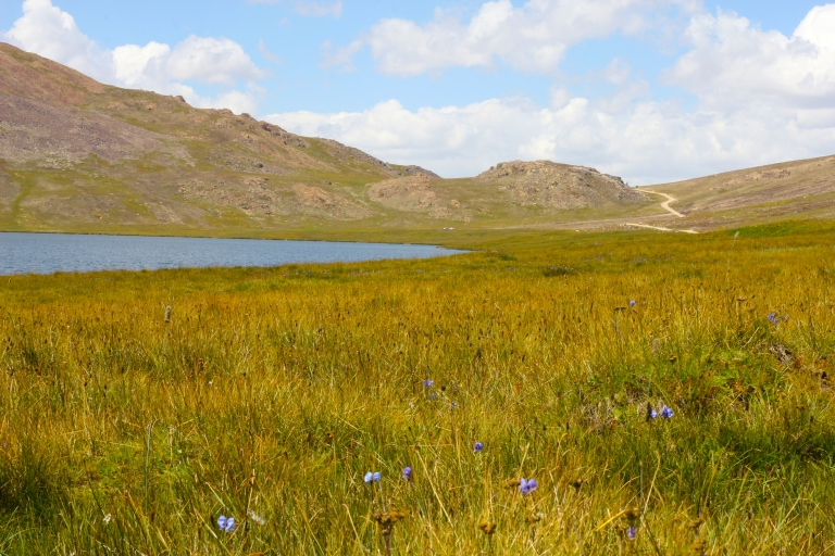 Deosai Plains- second highest plateau in the world