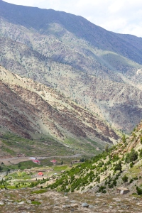 View after Babusar Top