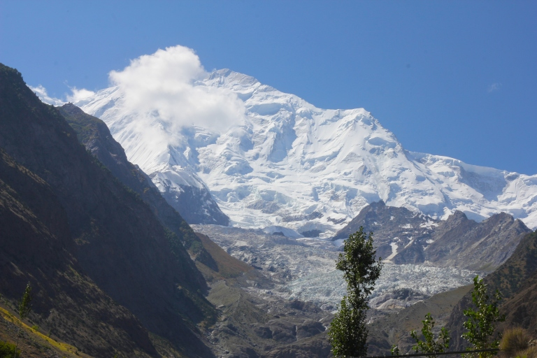 Mt Rakaposhi - the largest uninterrupted slope in the world!